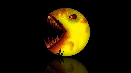Pac-Man: The Horror