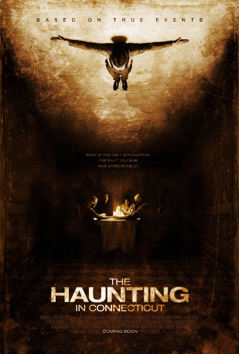 Призраки в Коннектикуте / Haunting in Connecticut (2009)
