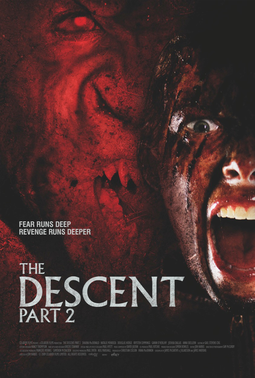 Спуск 2 / The Descent: Part 2 (2009)
