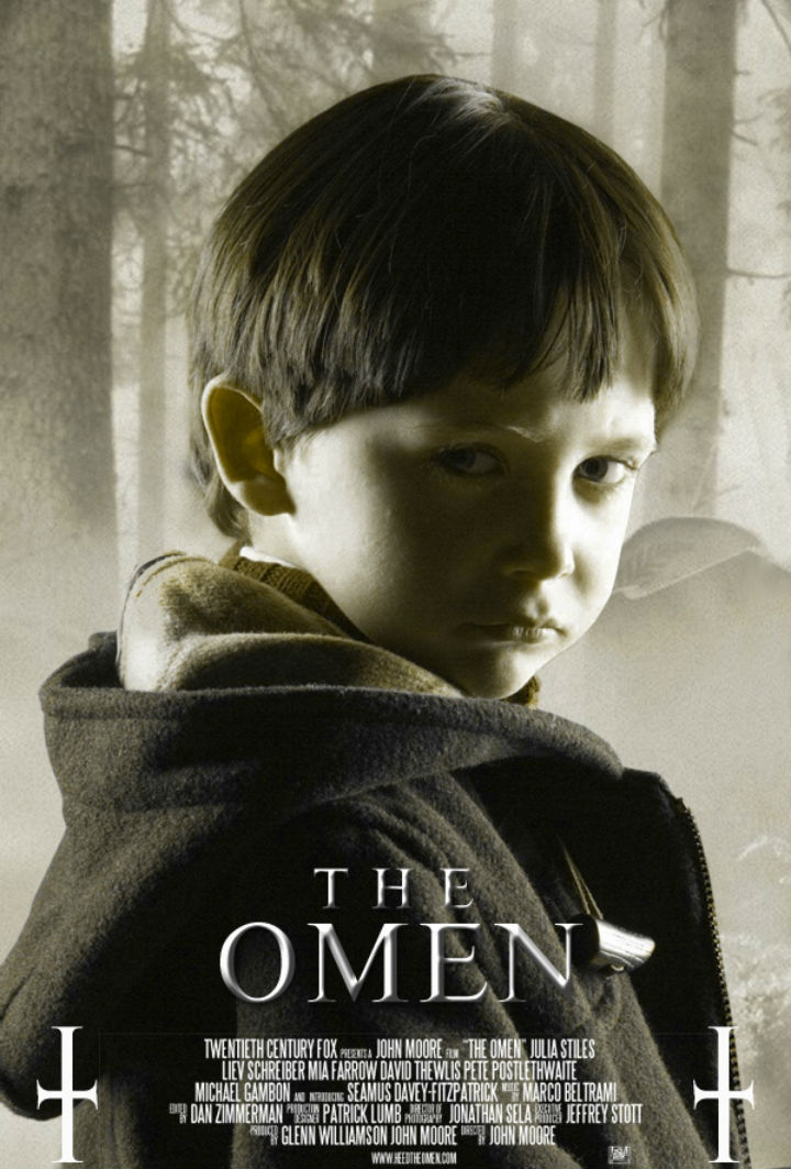 Омен/The Omen (2006)
