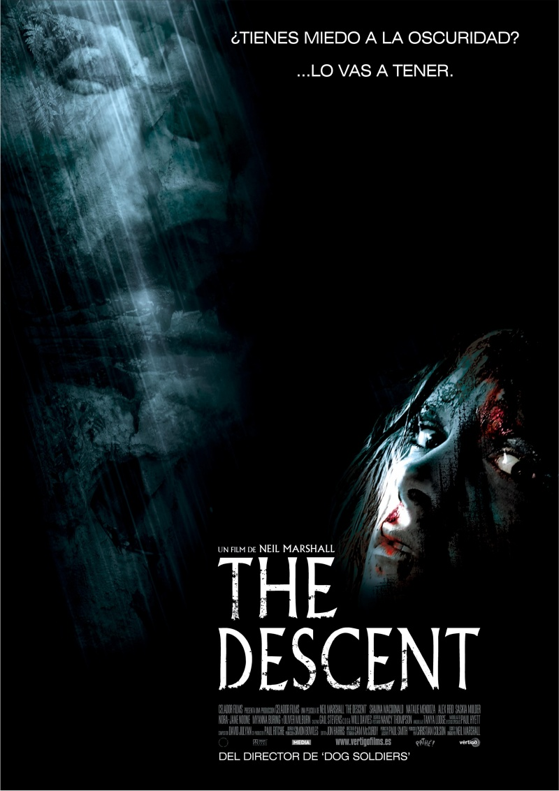 Спуск/The Descent (2005)