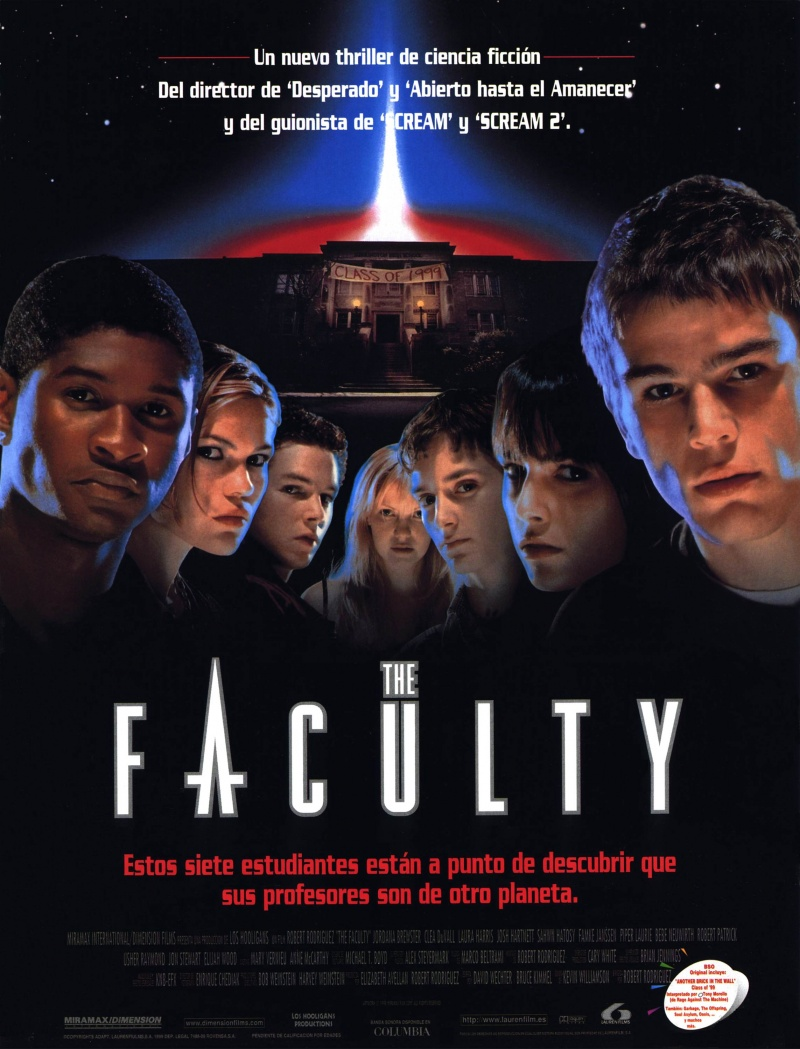 Факультет / The Faculty (1998)