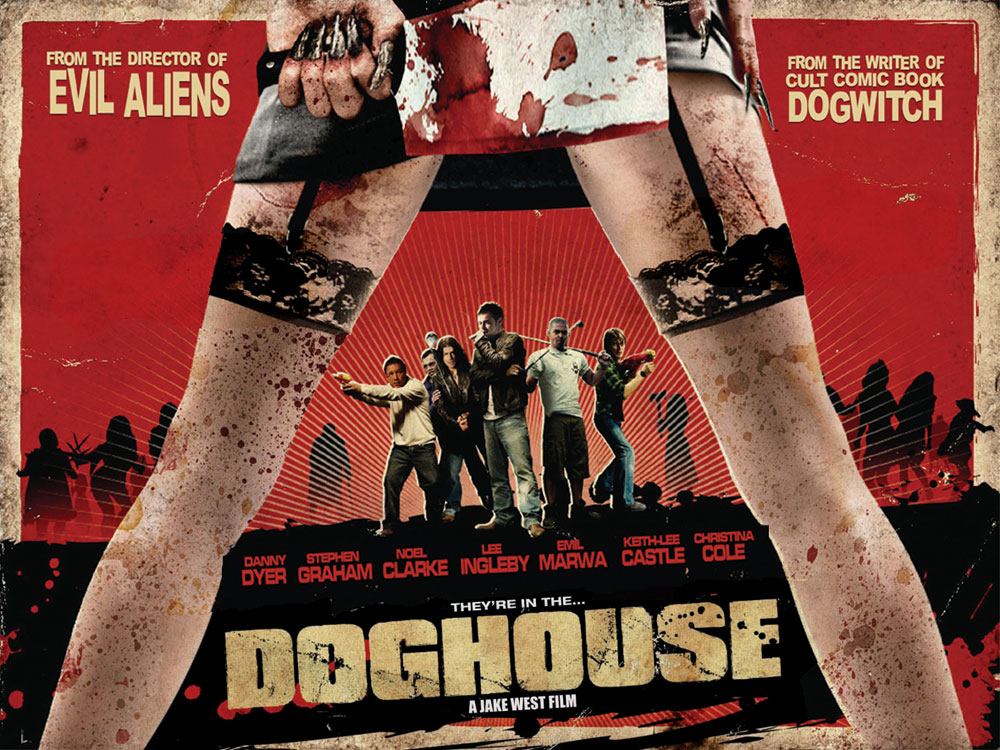 Конура / Doghouse (2009)