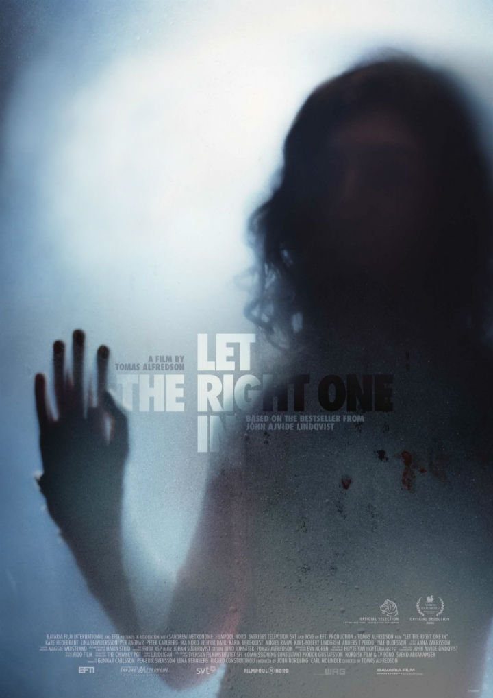 Впусти меня / Let The Right One In (2008)