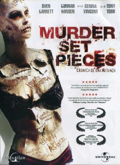 Убийство по кускам / Murder-Set-Pieces (2004)