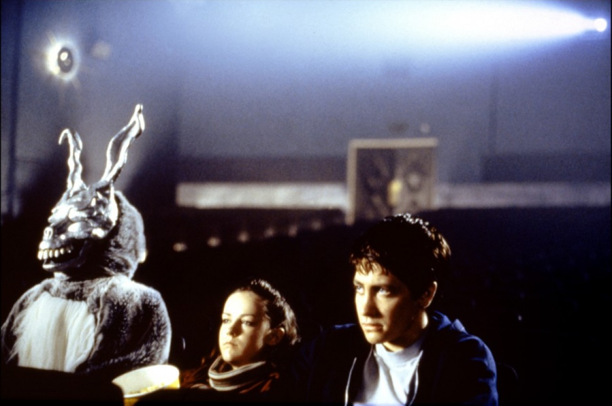 a comparison of coincidence through the characters of donnie darko from the movie donnie darko and h