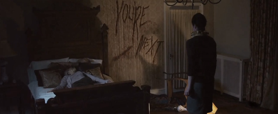 Тебе конец / You're Next (2013)