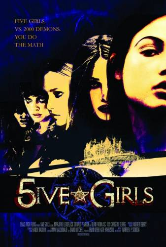 Схватка с демонами / 5ive Girls (2006)