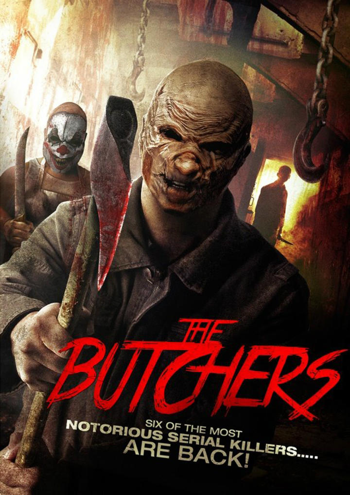 Мясники / Death Factory: The Butchers (2014)