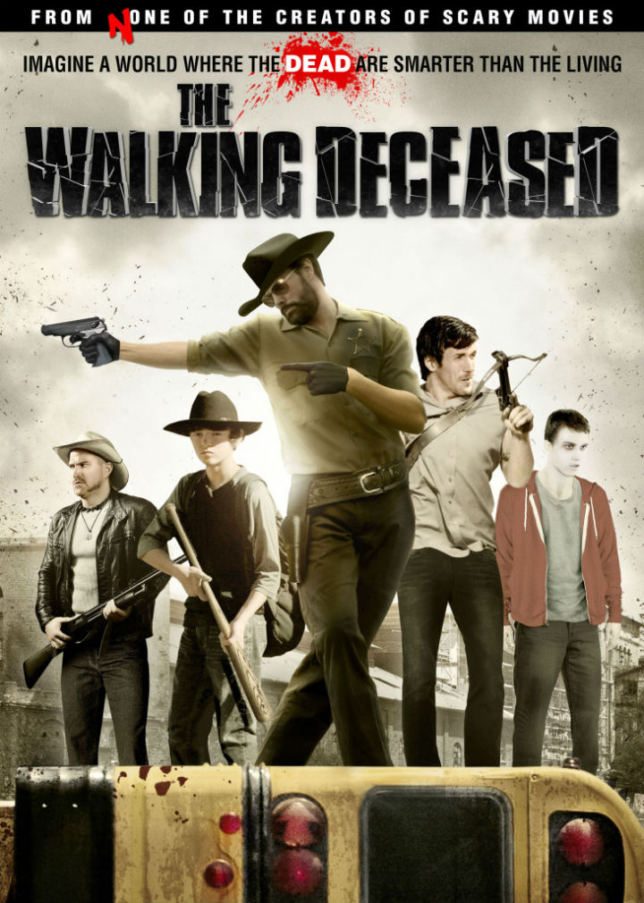Прогулка с мертвецами / Walking with the Dead (2015)