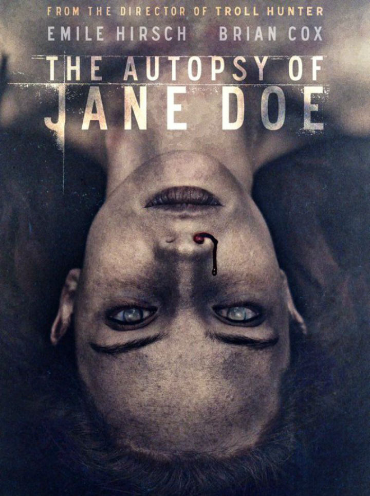 Демон внутри / The Autopsy of Jane Doe (2016)