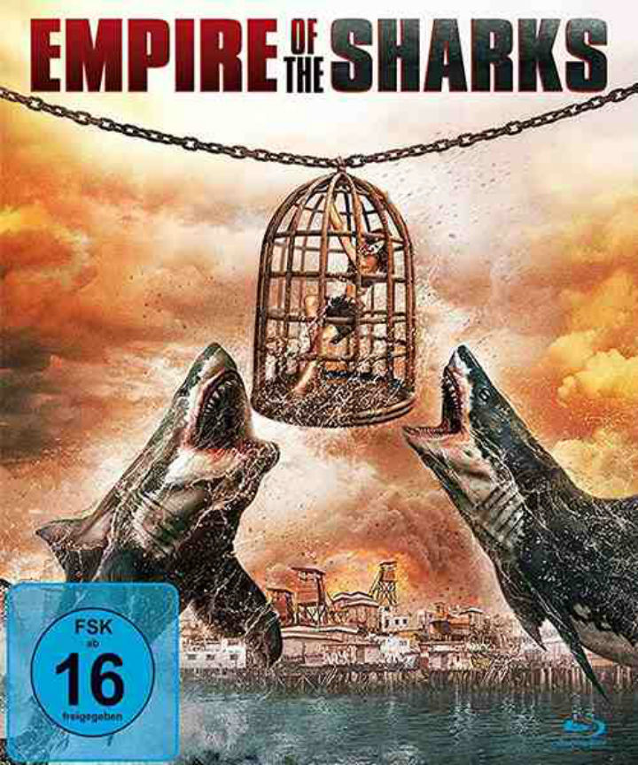 Империя акул / Empire of the Sharks (2017)