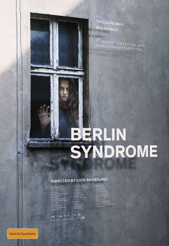 Берлинский синдром / Berlin Syndrome (2017)