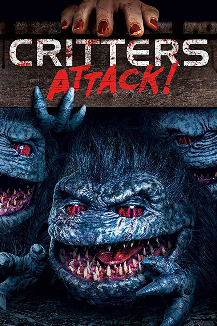 Зубастики атакуют / Critters Attack! (2019)