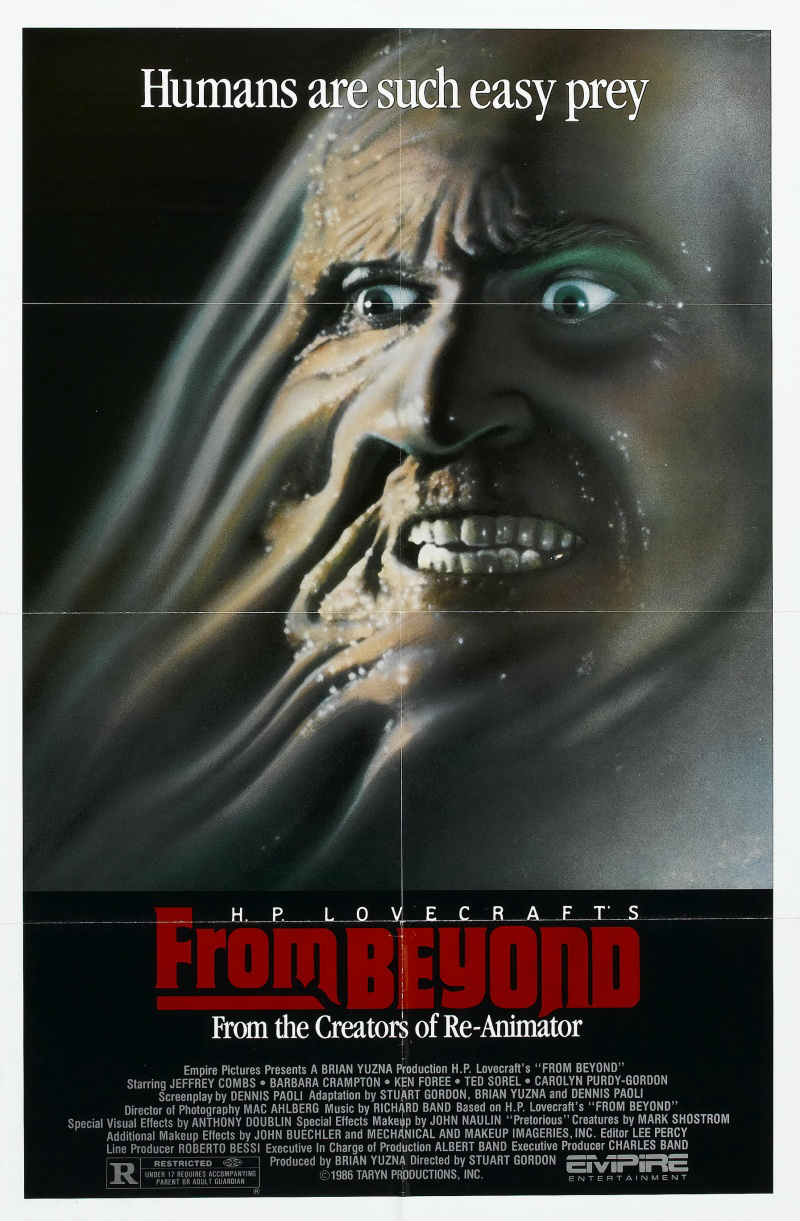 Извне / From Beyond (1986)