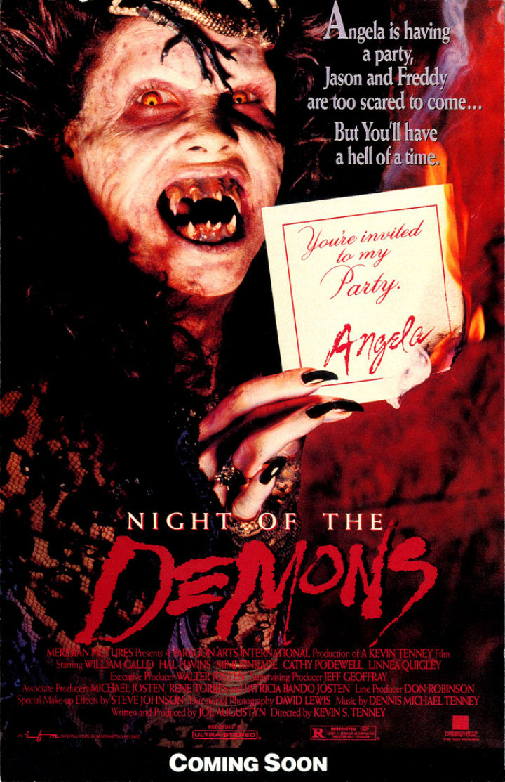 Ночь демонов/Night of the Demons (1988)