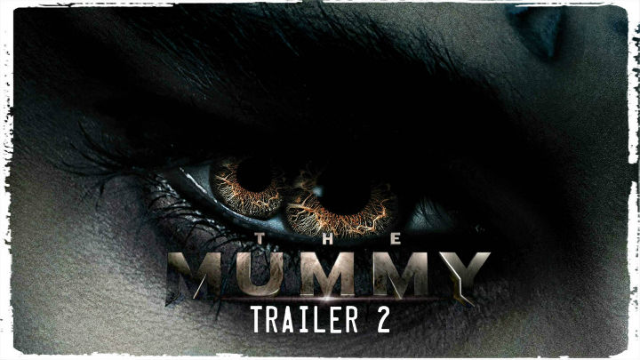Мумия / The Mummy - трейлер №2