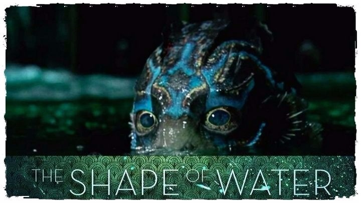 Форма воды / The Shape of Water - трейлер