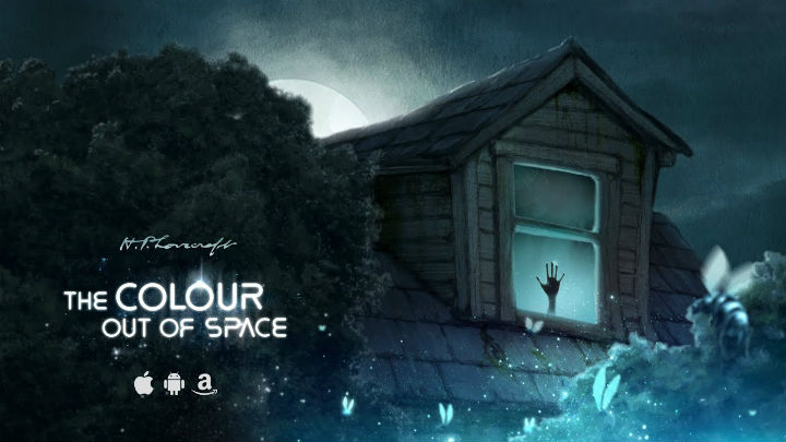 Цвет из иных миров / Color Out of Space - трейлер