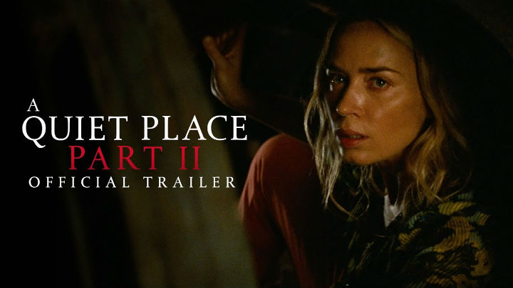 Тихое место 2 / A Quiet Place: Part II - трейлер