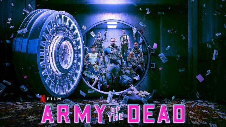 Армия мертвецов / Army of the Dead - трейлер
